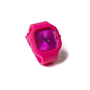 Relógio 420 Friends x Moov Watches Full Leaf Rosa