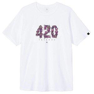 Camiseta Floral Type