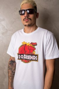Camiseta Jurassic Weed