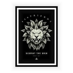 Poster Respect the Wild