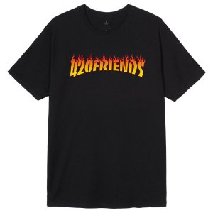 Camiseta Flames Type