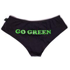 Calcinha Boyshort Go Green