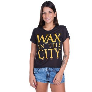 Camiseta Feminina Wax in the City