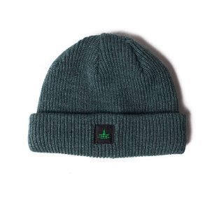 Gorro 420 Friends Green