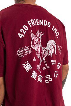 Camiseta Sriracha Chill