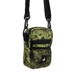 Shoulder Bag Green Buds