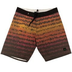 Boardshort Noise Burn