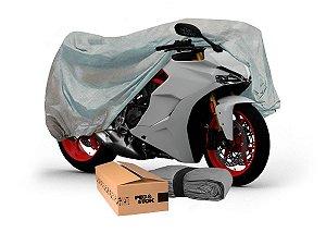 Capa Cobrir Moto Standard 100% Forrada - GG