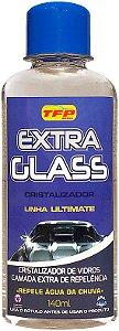 Extra Glass Cristalizador De Vidro - 140ml + Brinde