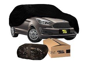 Capa Cobrir Carro Premium 100 % Forrada - P