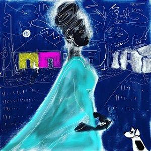 Noiva Azul