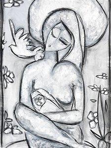 Maria em Preto e Branco
