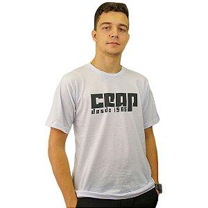 Camisa branca CEAP desde 1985 Moderna
