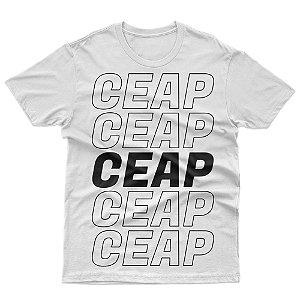 Camisa branca CEAP P&B