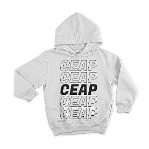 Blusa branca CEAP P&B