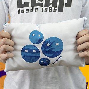 Almofada CEAP logo azul