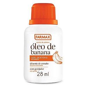 Óleo de Banana Farmax 28ml