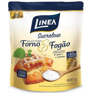 Adoçante Linea Sucralose Forno e Fogão 400g