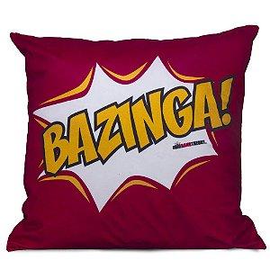 Almofada Bazinga – The Big Bang Theory