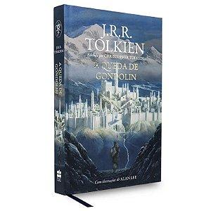 Livro A Queda De Gondolin – J.R.R Tolkien