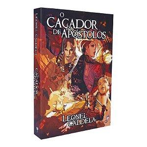 Livro As Profecias de Urag Vol. 1 – O Caçador de Apóstolos – Leonel Caldela