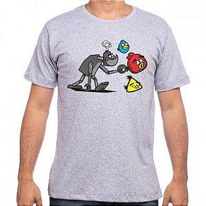 Camiseta Frank Puxa Penas