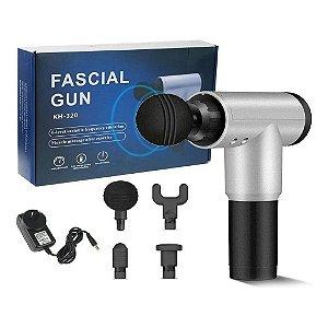Massageador Pistola Relaxamento Muscular Profissional