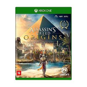 Jogo Assassin's Creed: Origins - Xbox One