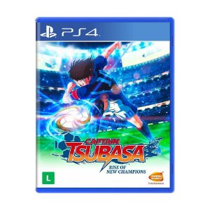 Jogo Captain Tsubasa: Rise of New Champions - PS4