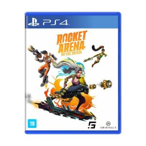 Jogo Rocket Arena (Mythic Edition) - PS4