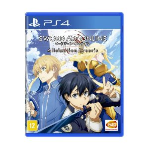 Jogo Sword Art Online: Alicization Lycoris - PS4