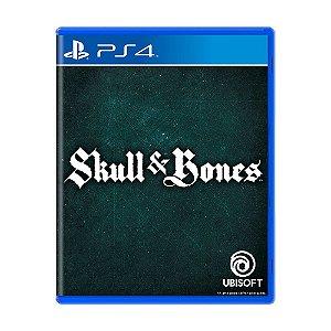 Jogo Skull & Bones - PS4