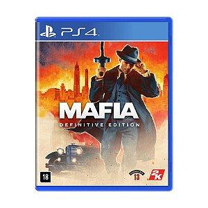 Jogo Mafia: Definitive Edition - PS4