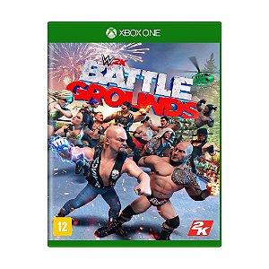 Jogo WWE 2K Battlegrounds - Xbox One