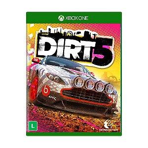 Jogo Dirt 5 - Xbox One
