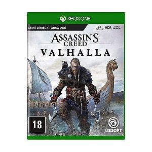 Jogo Assassin's Creed Valhalla - Xbox One