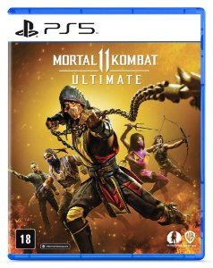 Jogo Mortal Kombat 11 Ultimate - Ps5