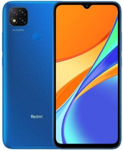 Smartphone Xiaomi Redmi 9C - Dual SIM 3GB/64GB - Twilight Blue