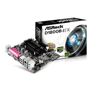 PLACA MAE ASROCK D1800B-ITX DDR3 INTEL DUAL-CORE J1800