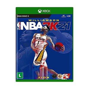 Jogo NBA 2K21 - Xbox Series X