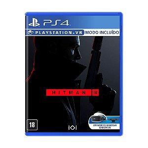 Jogo Hitman III - PS4