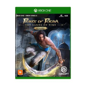 Jogo Prince of Persia: The Sands of Time Remake - Xbox One