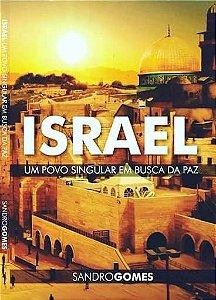 Livro - Israel: Um povo singular em busca da paz