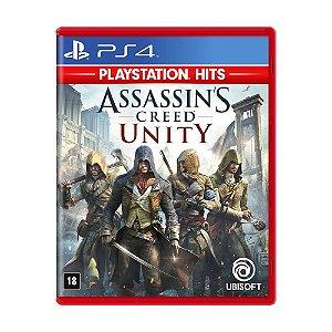Jogo Assassin's Creed: Unity - PS4
