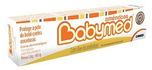 Babymed Pomada Amêndoas - 40gramas