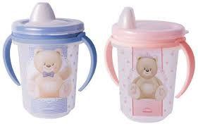 Caneca Trio Baby Urso/ Ursa - Plasútil