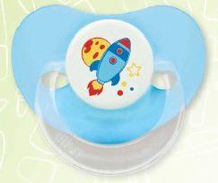 Chupeta Lillo Sonho Azul - Tamanho 2 - +6 meses