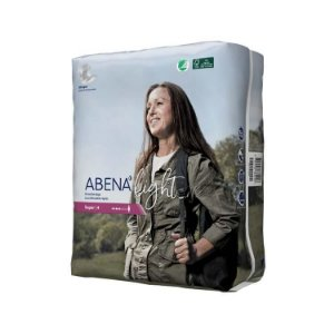 Absorvente feminino ABENA Abri-Light SUPER - 30 unidades