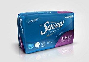 Fralda Sensaty - Tamanho M - 20 unidades