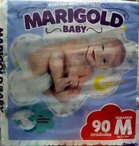 Marigold Baby Tam M c/ 90 unidades
